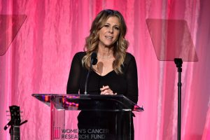 Why Rita Wilson Is 'Grateful' She and Tom Hanks Got COVID-19 When They Did
