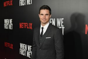 Who Is 'Upload' Star Robbie Amell?