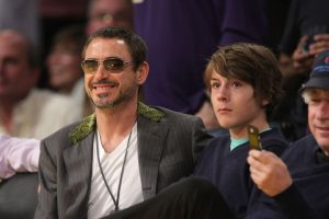 Robert Downey Jr. and His Oldest Son Have Something Heartbreaking in Common
