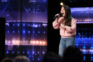'America's Got Talent' Contestant Roberta Battaglia Reacts to Getting the Golden Buzzer