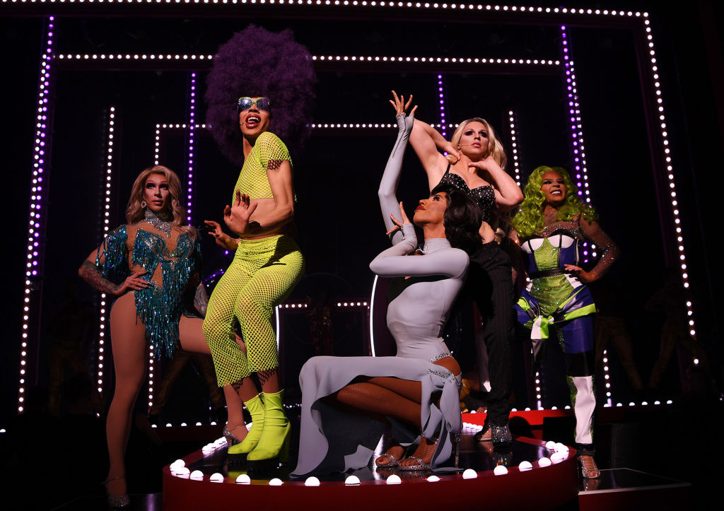 The queens of 'RuPaul's Drag Race Live!'