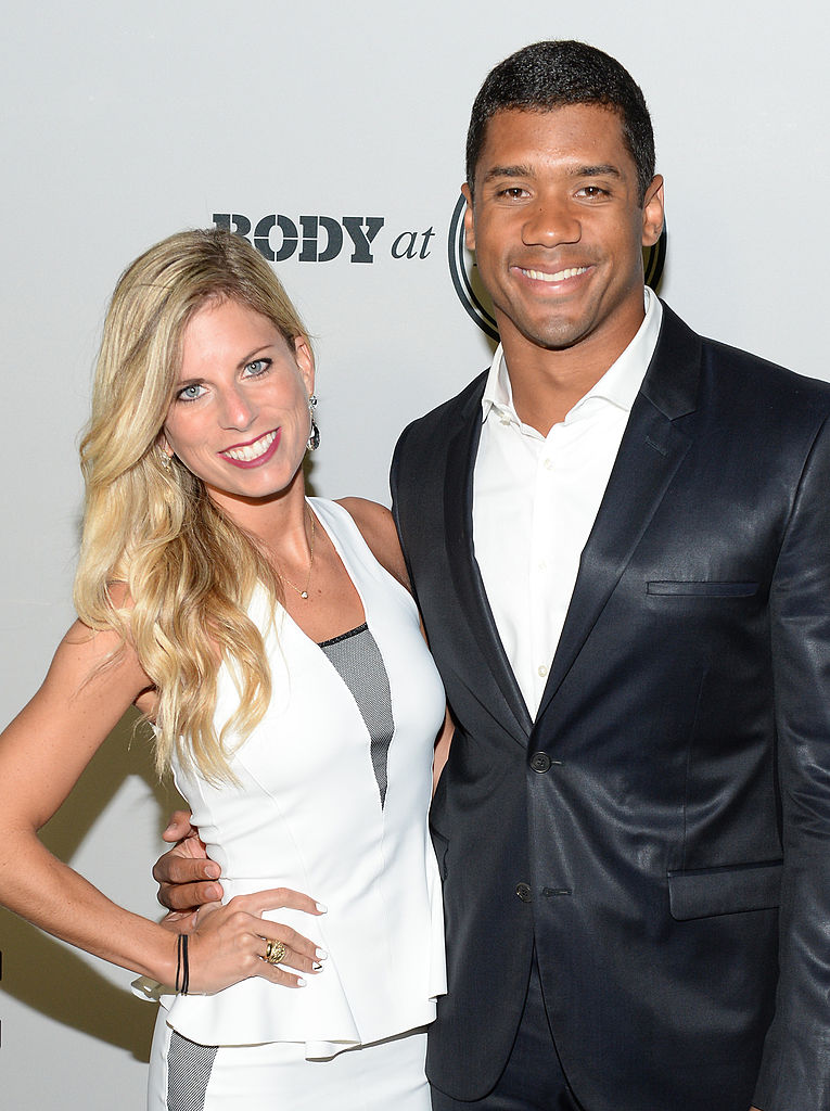 Who Is Russell Wilson S First Wife Ashton Meem