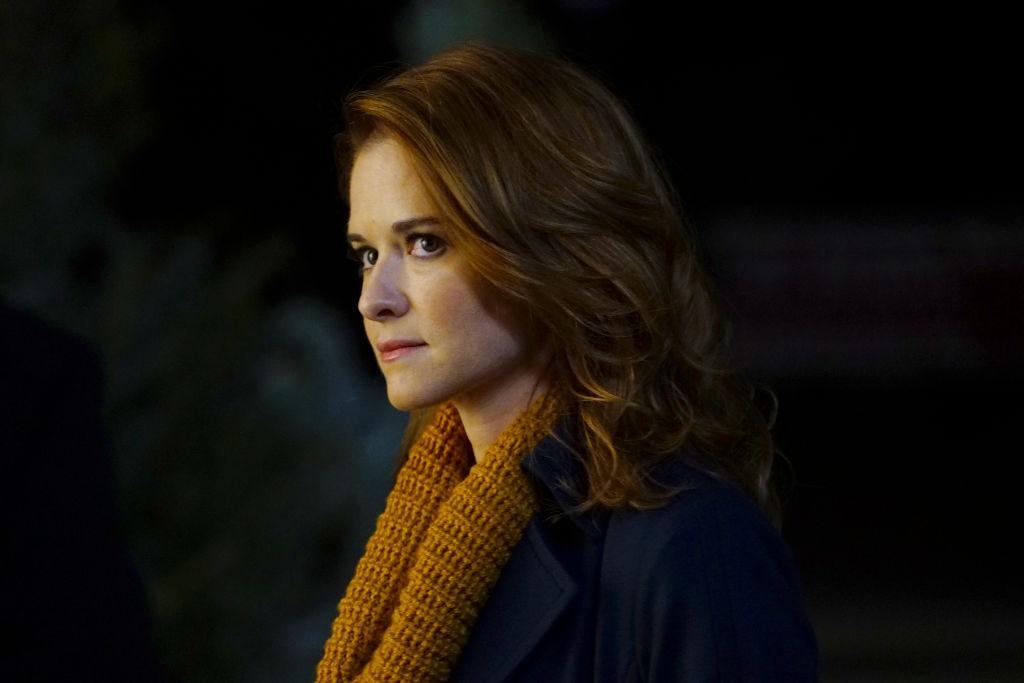 "Sarah Drew as April Kepner on ABC's ""Grey's Anatomy"" - Season Thirteen"