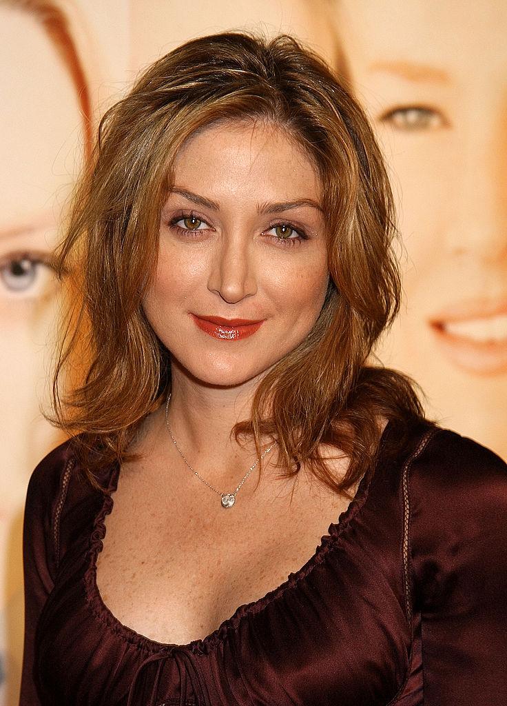 former NCIS star Sasha Alexander