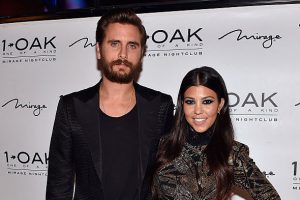 Scott Disick Drops a 'Cute' Comment on New Picture of Kourtney Kardashian