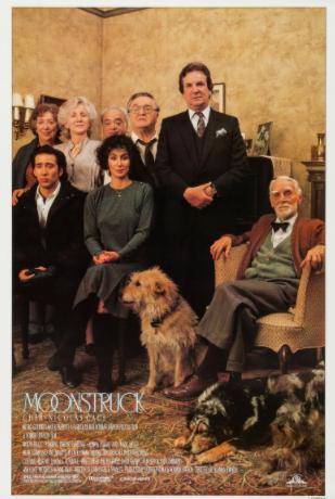 'Moonstruck' promotional poster