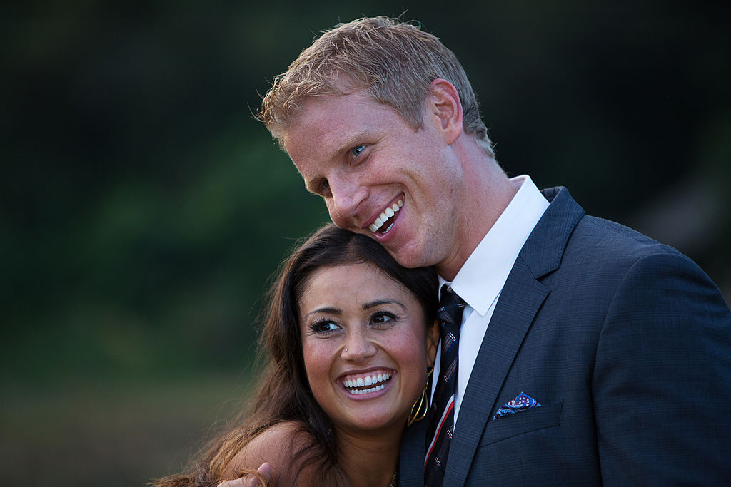 "Catherine Guidici and Sean Lowe on ABC's ""The Bachelor"" - Season 17"