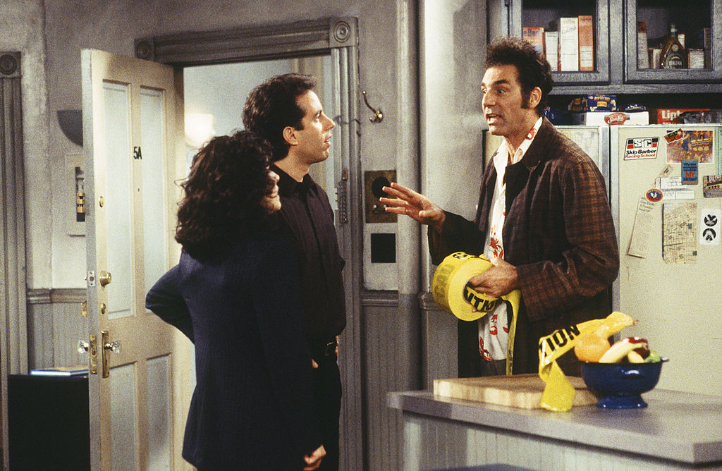 Seinfeld: Jerry, Elaine and Kramer