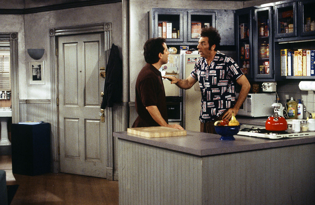 Seinfeld: Jerry and Kramer