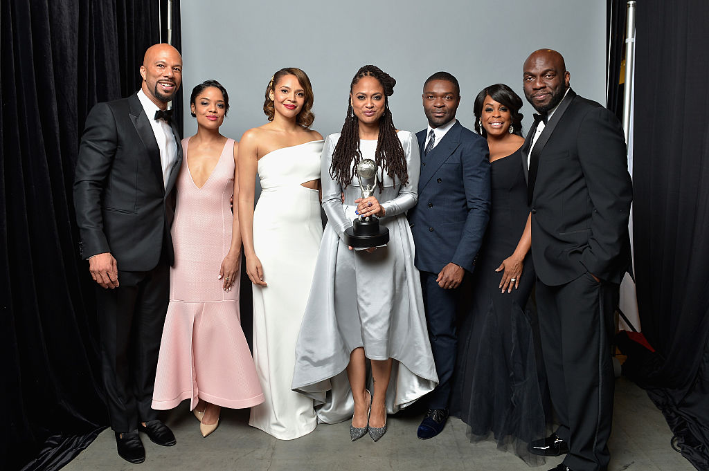 Some of the cast of 'Selma' in 2015
