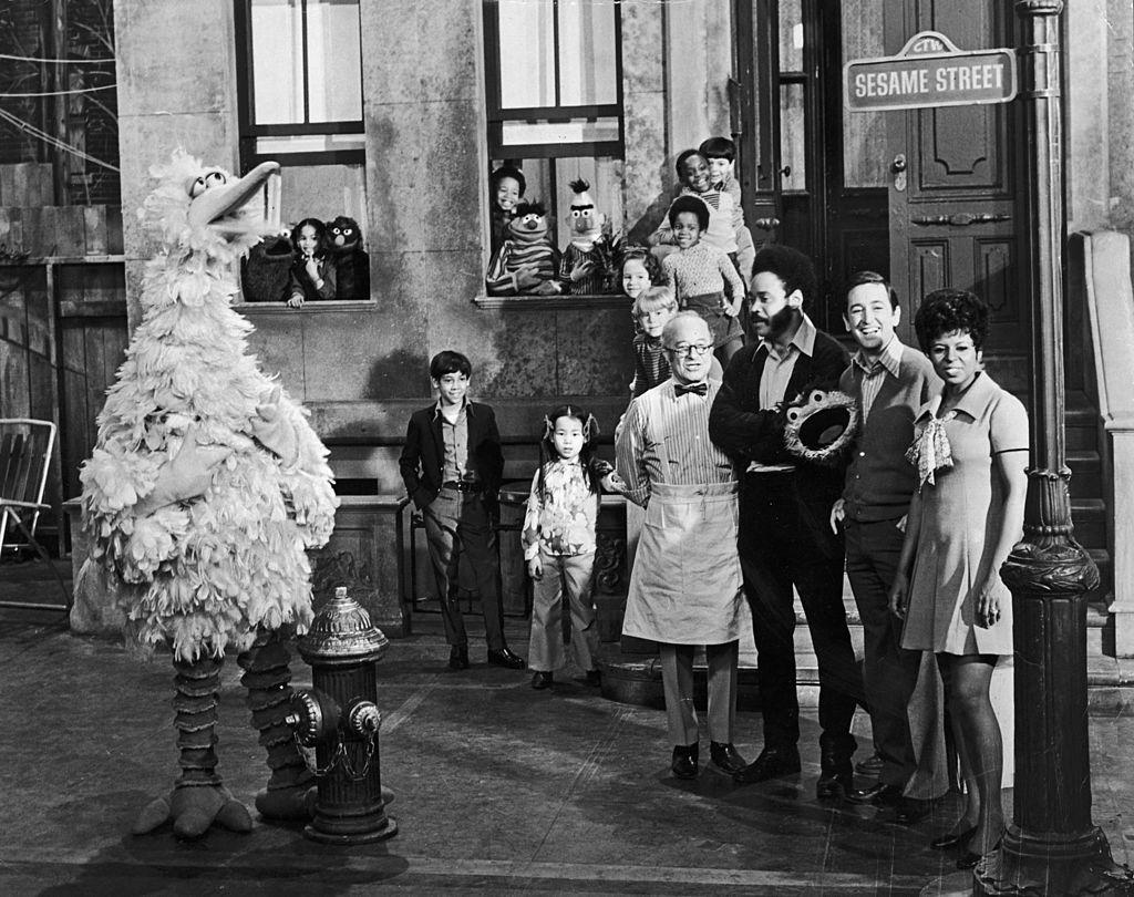 Sesame Street Cast Original