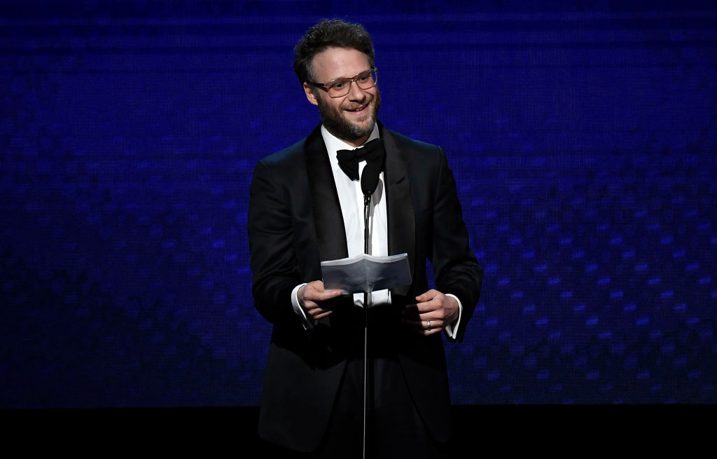 All Lives Matter doesn't fly with Seth Rogen