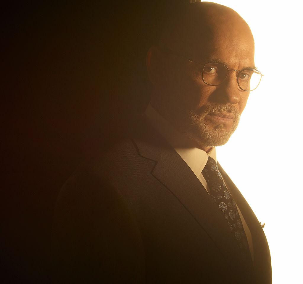 Mitch Pileggi in The X-Files