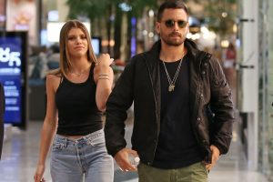 Scott Disick and Sofia Richie Have Been Texting and There's a Good Chance They'll Get Back Together, Source Says
