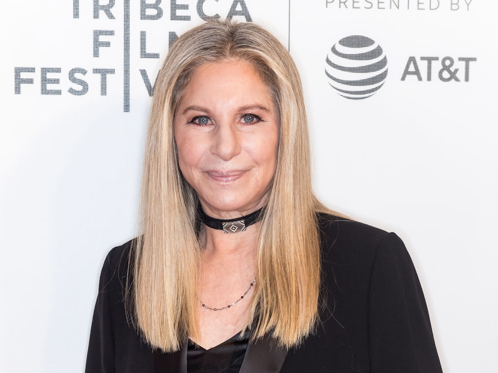 Barbra Streisand gifts George Floyd's daughter Disney shares
