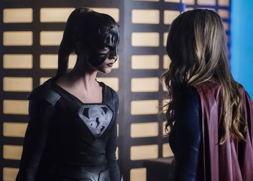 'Supergirl' - Odette Annable and Melissa Benoist