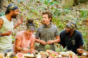 'Survivor 40': Wendell Holland and Sarah Lacina Had a 'Powerful' Conversation About Police Brutality Off-Camera