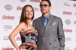 Robert Downey Jr.'s Wife, Susan, 'Didn't Think About Kids' Before Meeting the 'Iron Man' Actor