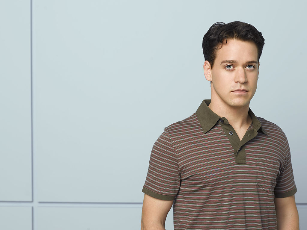 "T.R. Knight stars as George O'Malley on the Walt Disney Television via Getty Images Television Network's ""Grey's Anatomy."""