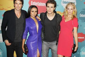 'The Vampire Diaries' Stars Advocate for Change in the Wake of George Floyd's Death