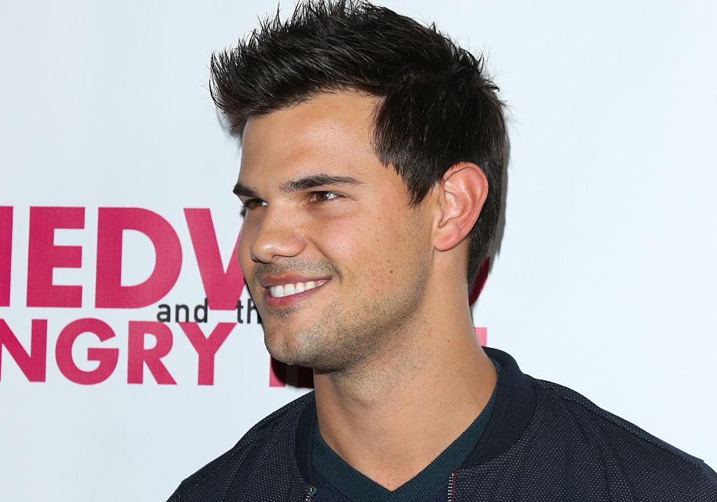 Taylor Lautner in 2016