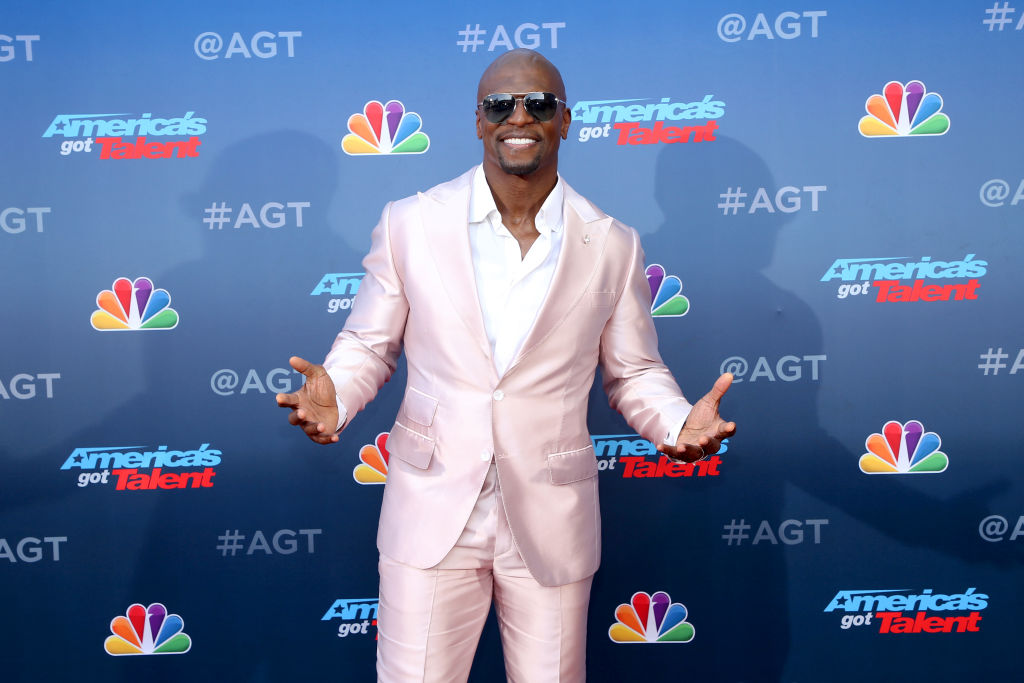 """Terry Crews attends the """"America's Got Talent"""" Season 15 Kickoff"""
