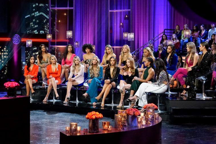 'The Bachelor' Season 24 contestants on 'Women Tell All'