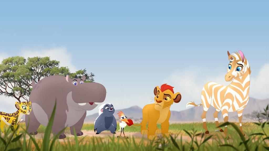 Disney Junior's 'The Lion Guard'