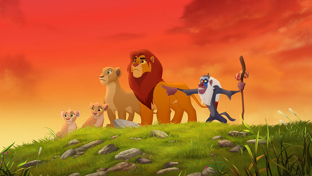 Disney Junior's 'The Lion Guard: Return of the Roar'