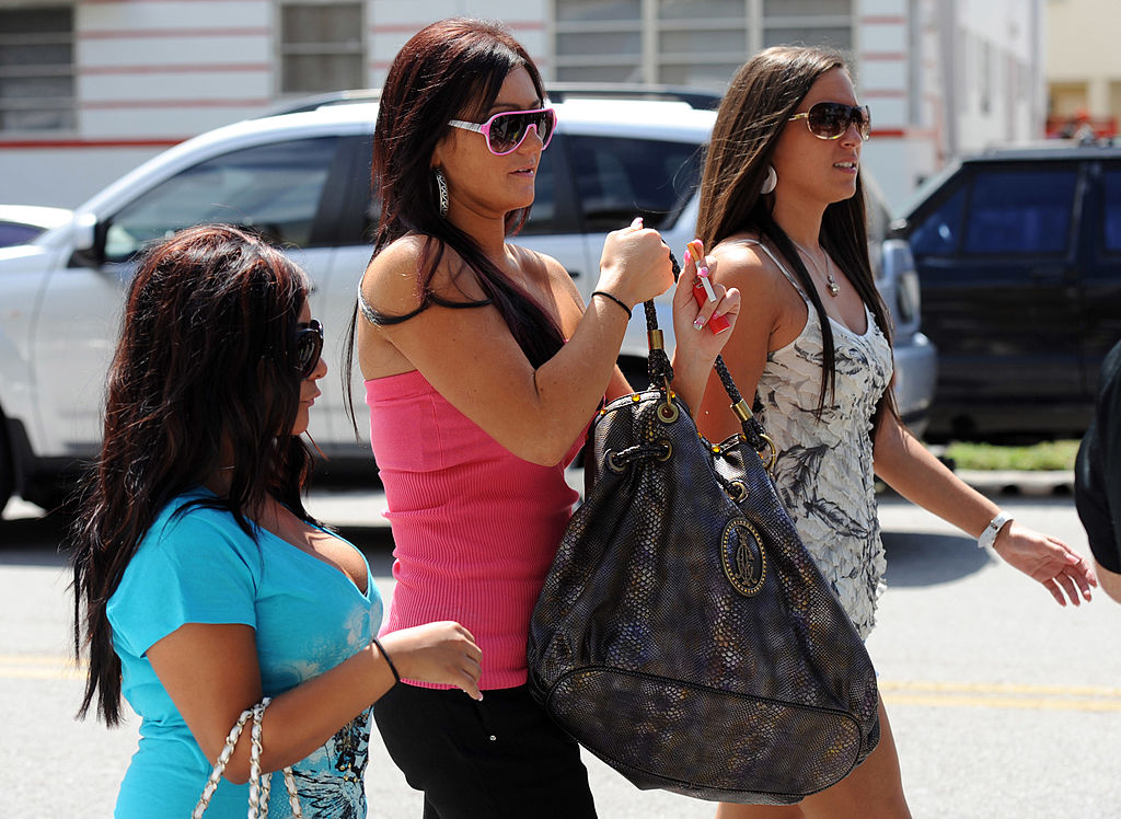 'Jersey Shore' Sammi 'Sweetheart' the note