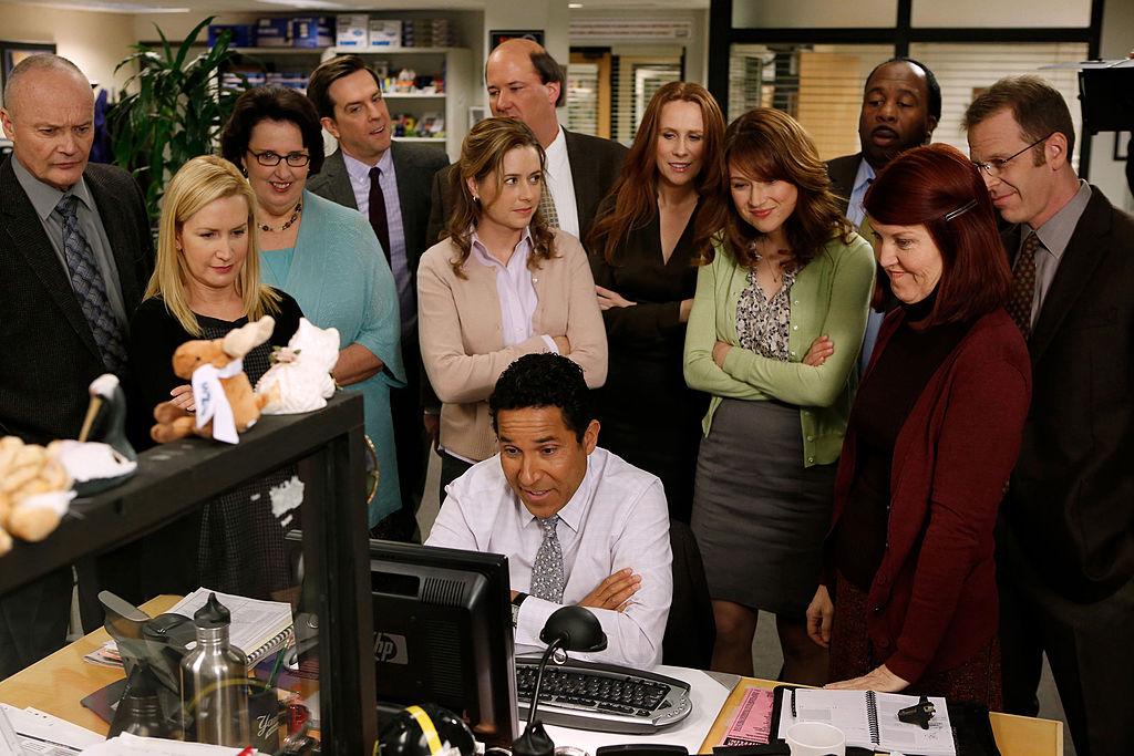 The Office cast Season 9