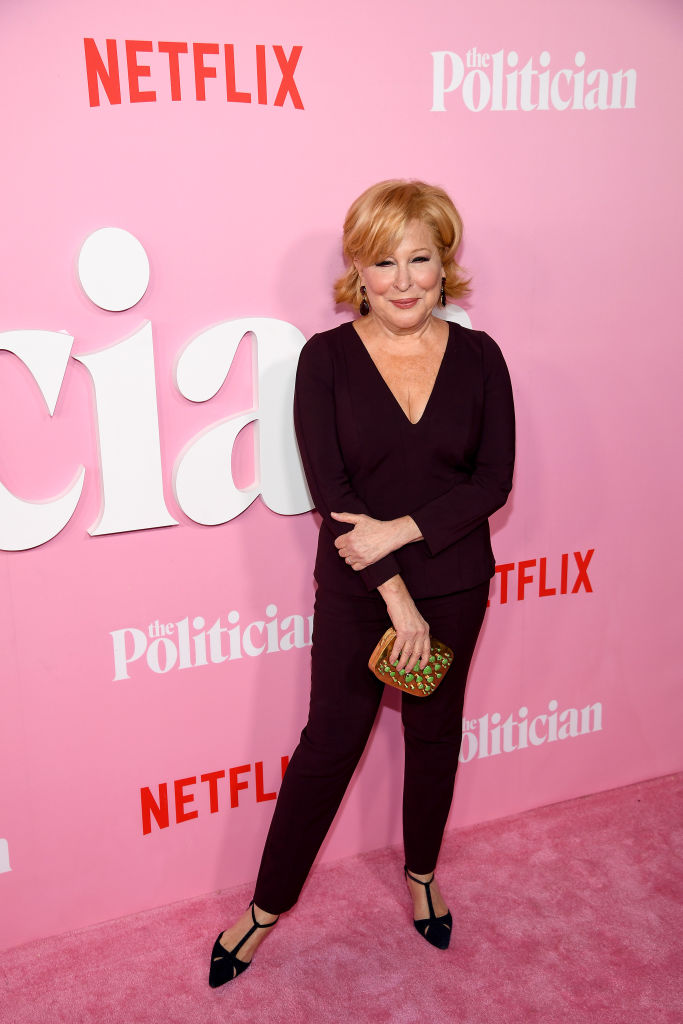 Bette Midler of The Politician