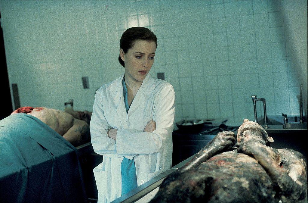 The X-Files - Dana Scully