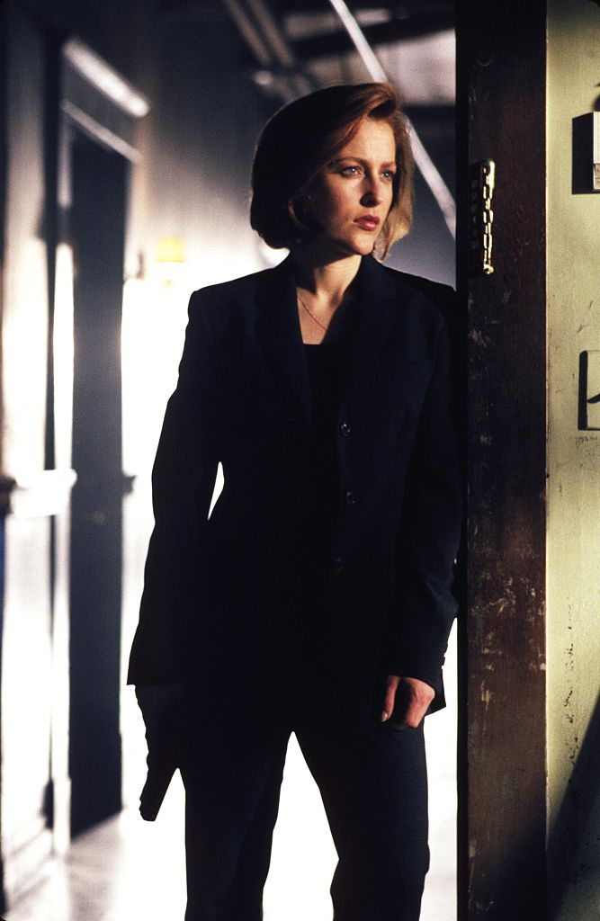 Agent Scully in The X-Files