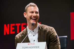 'The Umbrella Academy' Star Tom Hopper Always Has These Foods in His Kitchen