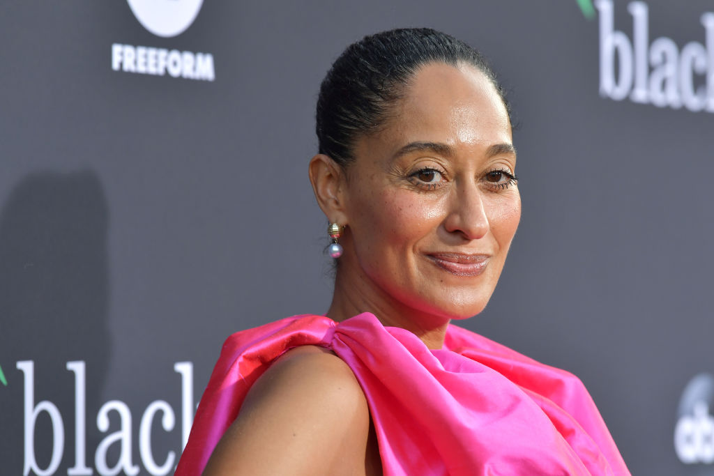 Tracee Ellis Ross on the red carpet at an event in September 2019
