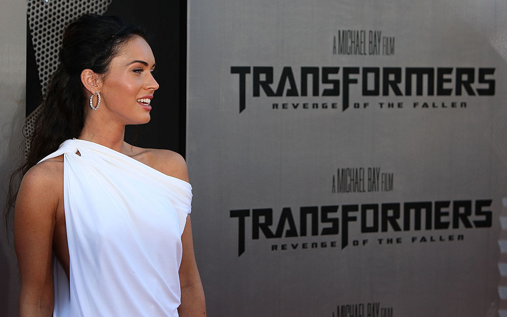 Transformers Megan Fox