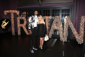 Tristan Thompson Said He Loves Khloé Kardashian While Celebrating Her Birthday