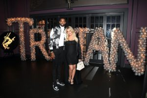 Khloé Kardashian Just Told Tristan Thompson 'I Love You' While Thanking Him for Planning Her Birthday Celebration