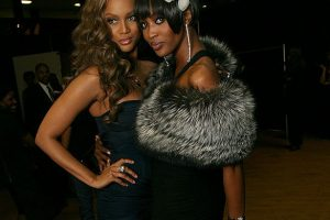 Inside the Moment Tyra Banks Confronted Naomi Campbell About Their Feud on National Television