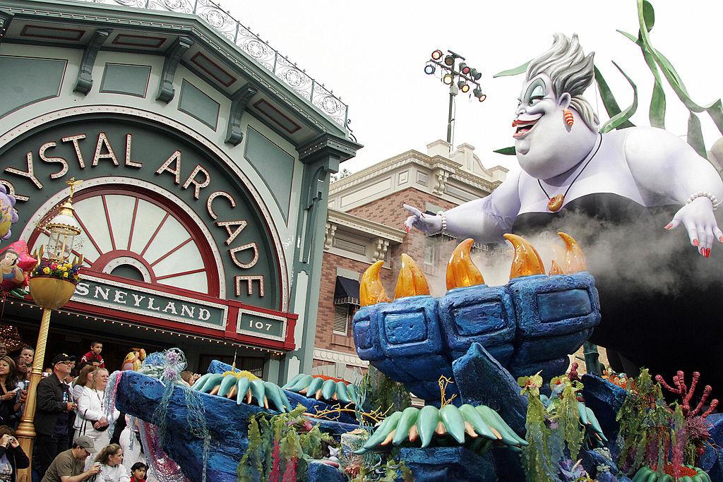 Ursula The Little Mermaid musical