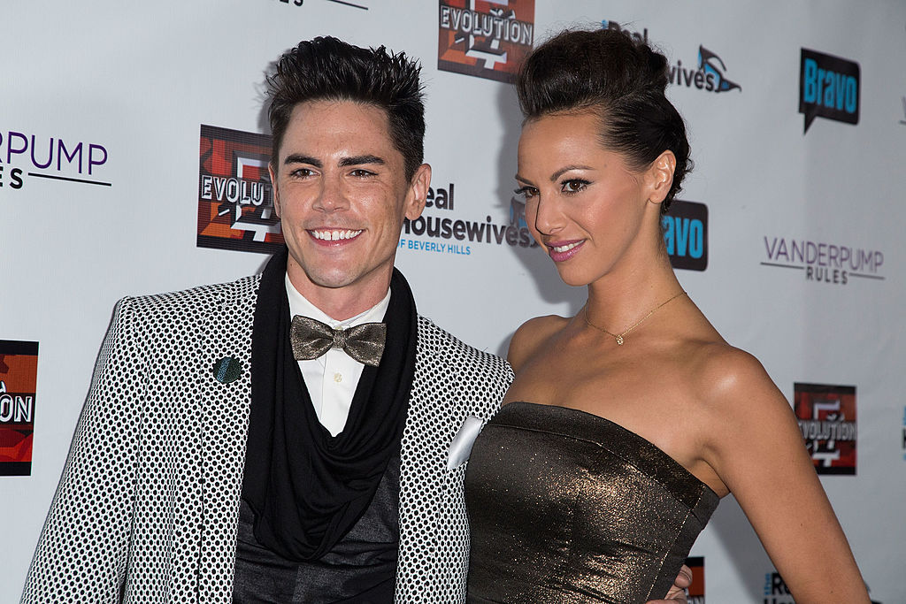 Tom Sandoval and Kristen Doute attends 'The Real Housewives Of Beverly Hills'