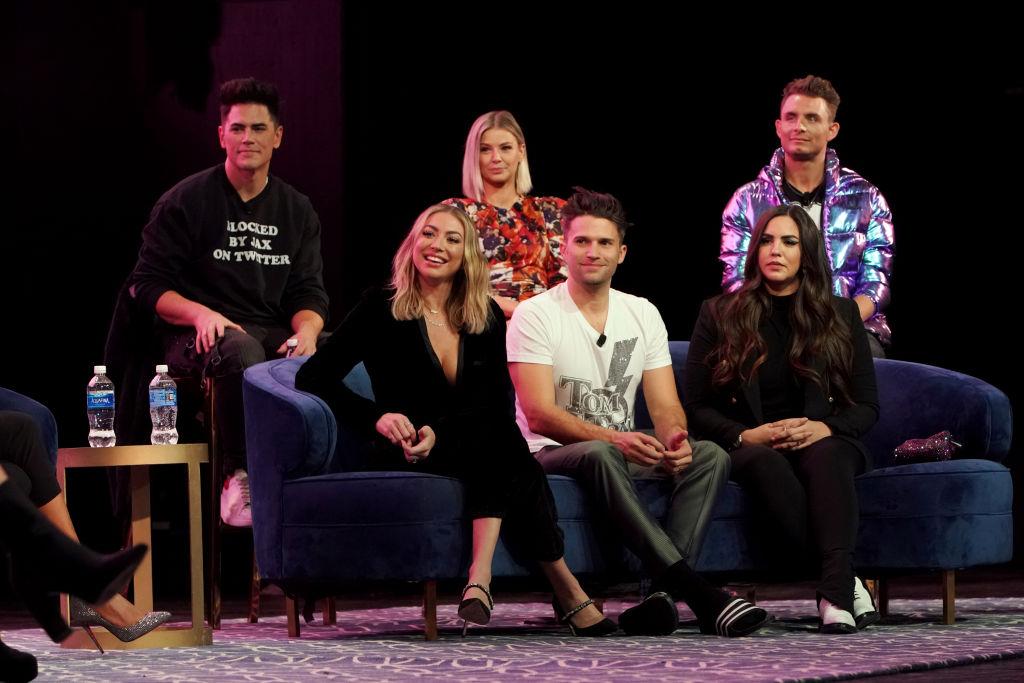Tom Sandoval, Stassi Schroeder, Ariana Madix, Katie, Maloney, Tom Schwartz