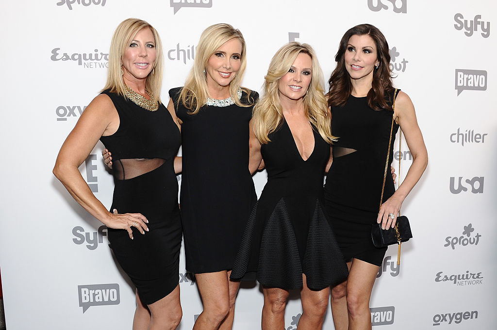 Vicki Gunvalson, Shannon Beador, Tamra Judge, and Heather Dubrow