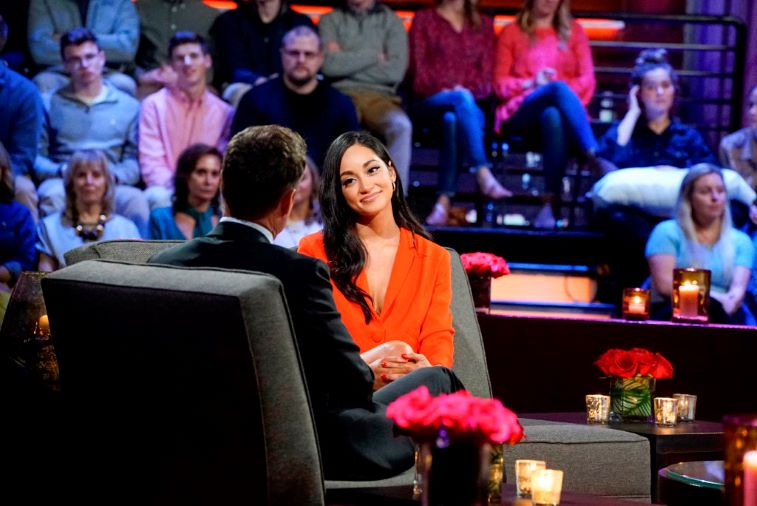 Victoria Fuller on 'The Bachelor'