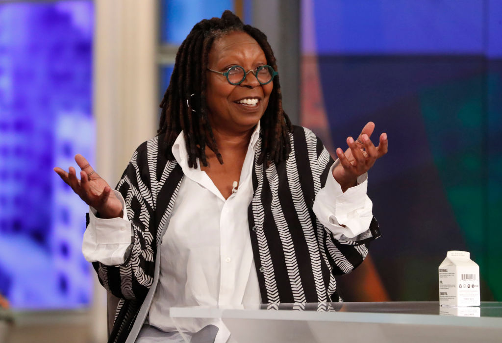 Whoopi Goldberg on 'The View'