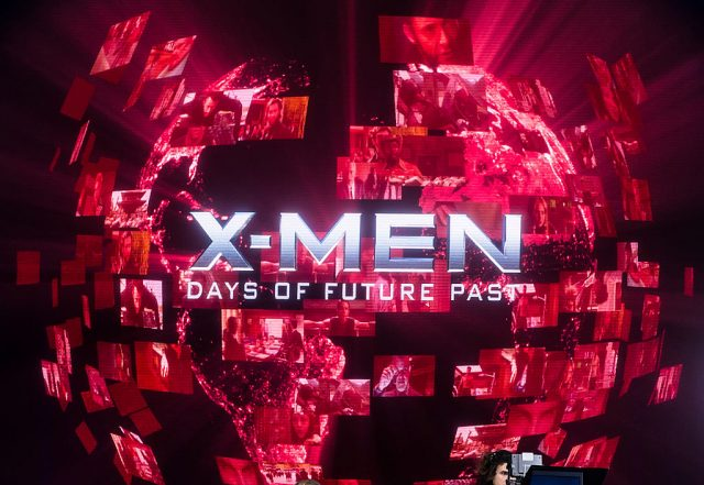 Atmosphere during the 'X-Men: Days Of Future Past' world premiere