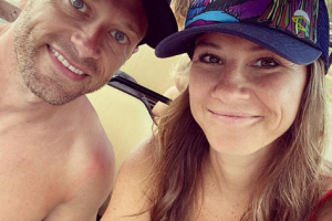 'OutDaughtered': Danielle Busby Raves About 'Hot' Husband Adam Busby as They Take a 'Mini Family Vacay'