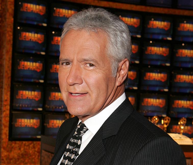 'Jeopardy!' host Alex Trebek