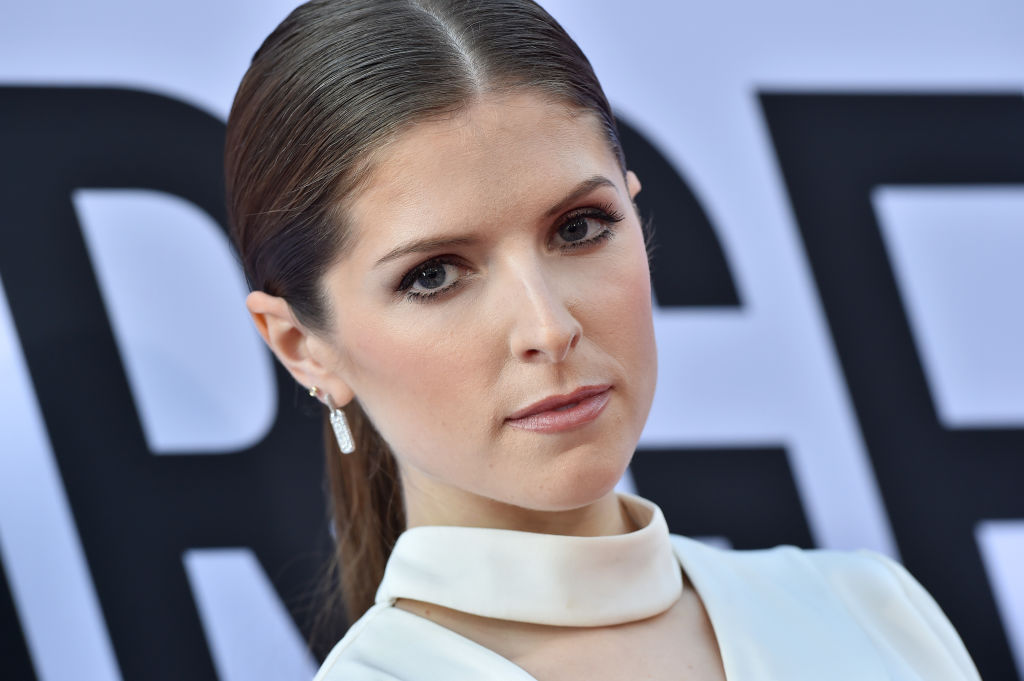 Anna Kendrick arrives at the American Film Institute's 46th Life Achievement Award Gala Tribute to George Clooney on June 7, 2018 in Hollywood, California.